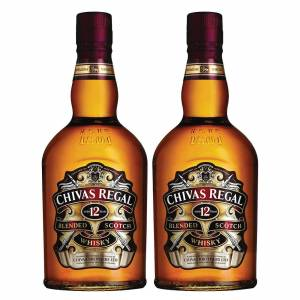 Chivas Regal 12 Year Old 2000 Ml