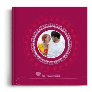 PhotoGo Fotocarte My Valentine - Standard, coperta tare - Patrat mare (29x29 cm)