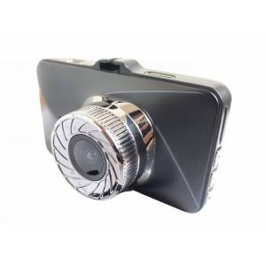 Camera Video Auto Dash Cam V1 FullHD 3mp Carcasa Metalica Unghi 120 Grade Display 3 inch
