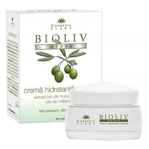 Cosmetic Plant Crema hidratanta nutritiva Bioliv Hydra Cosmetic Plant