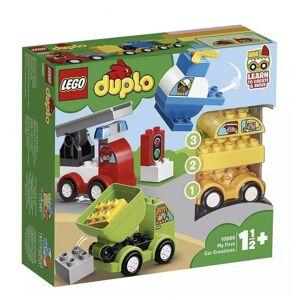 Lego DUPLO Primele mele masini creative, 10886, 1+