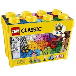 Lego CLASSIC Cutie mare de constructie creativa, 10698, 4-99 ani