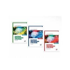 Pro Universitaria Functional neuroanatomy of the brain. Vol.1+2+3 - Leon Danaila, editura Pro Universitaria