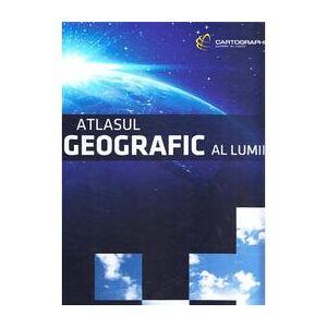 Cartographia Atlasul geografic al lumii, editura Cartographia