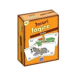Didactica Publishing House Jocuri logice - Silabe, editura Didactica Publishing House