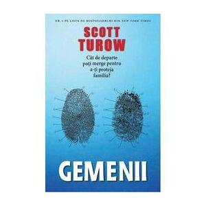 Rao Gemenii - Scot Turow, editura Rao