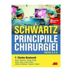 All Schwartz. Principiile chirurgiei - F. Charles Brunicardi, editura All