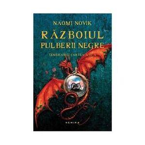 Nemira Razboiul pulberii negre - Naomi Novik, editura Nemira