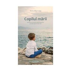 Atman Copilul marii - Marius Mihai Lungu, editura Atman