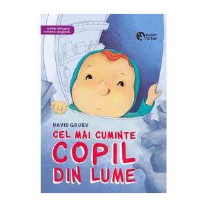 Booklet Cel mai cuminte copil din lume - David Gruev, editura Booklet