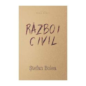 Herg Benet Razboi civil - Stefan Bolea, editura Herg Benet