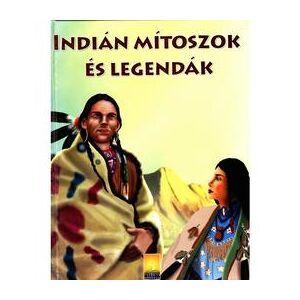 Aquila Indian mitoszok es legendak. Indienii din valea fermecata, editura Aquila