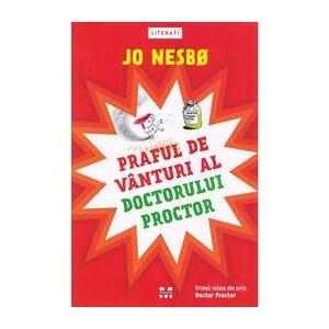 Pandora Praful de vanturi al doctorului Proctor - Jo Nesbo, editura Pandora