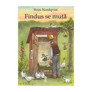 Nedefinit Findus se muta - sven nordqvist