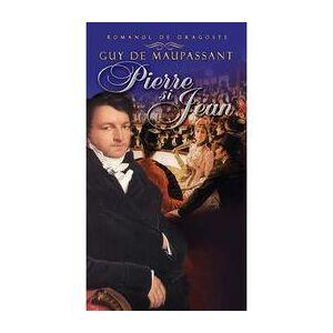 Litera Pierre si Jean - Guy De Maupassant, editura Litera