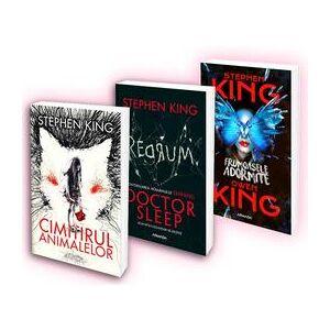 Nemira Pachet Stephen King 3 vol. - Stephen King, editura Nemira