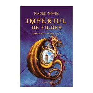 Nemira Imperiul de Fildes - Temeraire: Cartea a IV a - Naomi Novik, editura Nemira