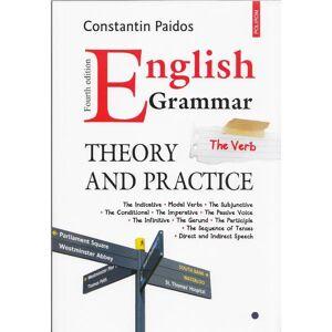 Polirom English Grammar. Theory and Practice. Vol I, II, III - Constantin Paidos, editura Polirom