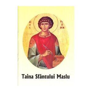 Anteea Taina Sfantului Maslu, editura Anteea