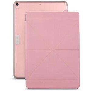 Moshi Husa Book Cover Moshi VersaCover pentru iPad Pro 10.5inch / iPad Air (Roz)