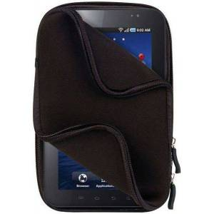 T nB Husa tableta TnB Slim Neoprene sleeve pentru tablete de 7inch (Negru)