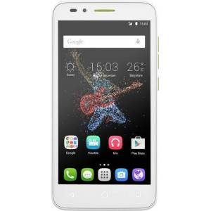 Alcatel Telefon Mobil Alcatel Go Play, Procesor Quad-Core 1.2GHz, IPS HD Capacitive touchscreen 5inch, 1GB RAM, 8GB Flash, 8MP, Wi-Fi, 4G, Android (Alb/Verde)