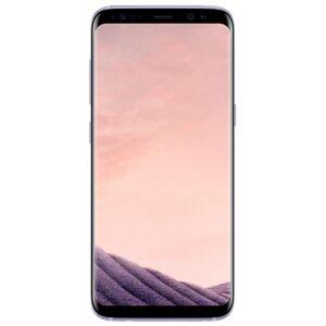 Samsung Telefon Mobil Samsung Galaxy S8 Plus G955FD, Procesor Octa-Core 2.3GHz / 1.7GHz, Super AMOLED Capacitive touchscreen 6.2inch, 4GB RAM, 64GB Flash, 12MP, 4G, Wi-Fi, Dual Sim, Android (Orchid Grey)