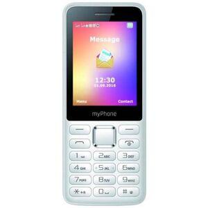 myPhone Telefon Mobil myPhone 6310, QVGA 2.4inch, 2MP, 2G, Dual Sim (Alb)