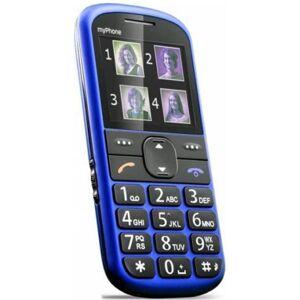 myPhone Telefon Mobil myPhone Halo 2, 2.2inch, VGA, 2G (Albastru)