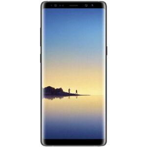 Samsung Telefon Mobil Samsung Galaxy Note 8, Procesor Octa-Core Exynos 8895, Super AMOLED Capacitive touchscreen 6.3inch, 6GB RAM, 64GB Flash, Camera duala 12MP, 4G, Wi-Fi, Dual Sim, Android (Midnight Black)