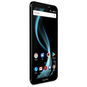 Allview Smartphone Allview X4 Soul Infinity N, Procesor Octa-core, 1.5GHz, IPS LCD Capacitive touchscreen 5.7inch, 4GB RAM, 32GB FLASH, Camera 16MP, Wi-Fi, 4G, Dual Sim, Android (Negru)