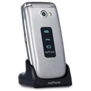 myPhone Telefon Mobil myPhone Rumba, VGA, Single Sim (Gri)