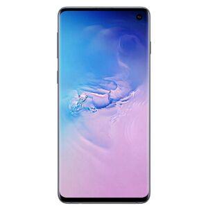 Samsung Telefon Mobil Samsung Galaxy S10, Dynamic AMOLED Capacitive touchscreen 6.1inch, 8GB RAM, 128GB Flash, Camera Tripla 12+12+16MP, 4G, Wi-Fi, Dual SIM, Android (Albastru)