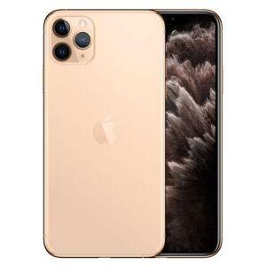 Apple Telefon Mobil Apple iPhone 11 Pro, OLED Multi‑Touch 5.8inch, 512GB Flash, Camera Tripla 12MP, Wi-Fi, 4G, iOS (Auriu)