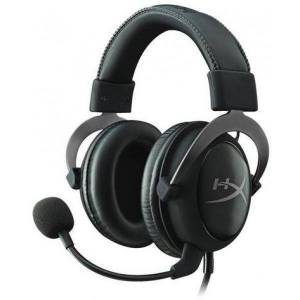 Kingston Casti Gaming HyperX Cloud II (Gun Metal)