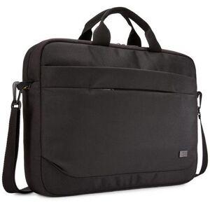 Geanta laptop Case Logic Advantage Attache 15.6inch (Negru)