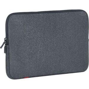 Husa laptop RivaCase Sleeve, Antisoc, 13inch (Gri)