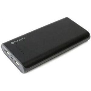 Omega Acumulator Extern Omega PMPB13BB, 13000mAh, 2 x USB (Negru)