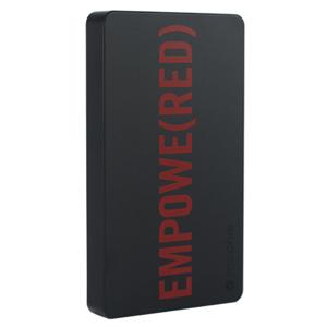 Mophie Acumulator Extern Mophie Powerstation 3651_PWRSTION-6.2K-RED, 6000mAh (Negru/Rosu)