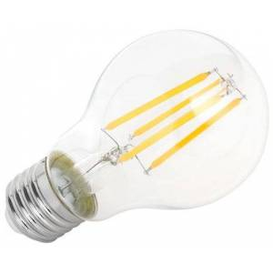 OEM Bec LED OEM ZAR0433, E27, 6 W, 800 lumeni, 3000K, Lumina calda, 220-240 V, A+