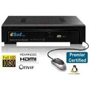 e-Sol NVR e-Sol EN265/208-POE, 8 Canale, USB