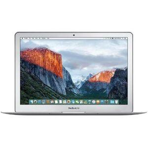 Apple Laptop Apple MacBook Air 13 (Procesor Intel® Core™ i5 (3M Cache, up to 2.90 GHz), Broadwell, 13.3inch, 8GB, 128GB SSD, Intel GMA HD 6000, Mac OS Sierra, Layout INT, Argintiu)