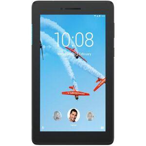 Lenovo Tableta Lenovo Tab E7 TB-7104F, Capacitive Touchscreen 7inch, Procesor Quad-Core 1.3 GHz, 1GB RAM, 16GB, Wi-Fi, Bluetooth, Android (Negru)