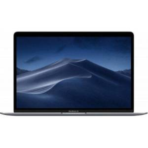 Apple Laptop Apple The New MacBook Air 13 Retina (Procesor Intel® Core™ i5-8210Y (4M Cache, up to 3.60 GHz), Amber Lake Y, 13.3inch, Retina, 8GB, 128GB SSD, Intel® UHD Graphics 617, FPR, Mac OS Mojave, Layout RO, Gri)