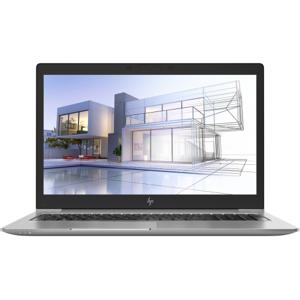 HP Laptop HP ZBook 15u G5 (Procesor Intel® Core™ i5-7200U (3M Cache, 3.10 GHz), Kaby Lake, 15.6inch FHD, 8GB, 256GB SSD, AMD Radeon Pro WX 3100 @2GB, Win10 Pro, Argintiu)