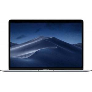 Apple Laptop Apple The New MacBook Air 13 Retina (Procesor Intel® Core™ i5-8210Y (4M Cache, up to 3.60 GHz), Amber Lake Y, 13.3inch, Retina, 8GB, 128GB SSD, Intel® UHD Graphics 617, FPR, Mac OS Mojave, Layout INT, Argintiu)