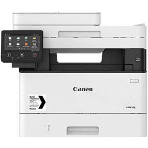 Canon Multifunctionala Canon i-SENSYS MF443DW, Laser monocrom, 38ppm, A4, Retea, Wi-Fi, Duplex (Alb)