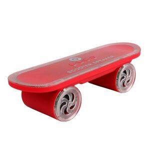 OEM Boxa Portabila OEM Skateboard, Bluetooth, Lumini, FM Radio (Rosu)