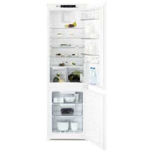 Electrolux Combina frigorifica incorporabil Electrolux ENN2853COW, Clasa A+, Frost Free, 253 l (Alb)