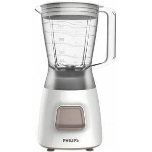 Philips Blender Philips HR2052/00, 350W, 1.25L (Alb)